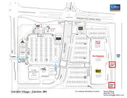 lease retail space in oakdale village shopping center on 8302 8316
