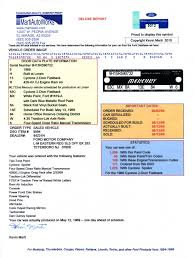 ford build sheets save your money information on collecting