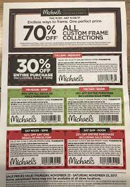 michael s black friday ads sales doorbusters and deals 2017