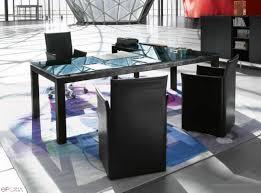 bureau directeur bureau direction collection abaco pieds cuir epoxia mobilier
