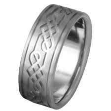 titanium celtic wedding bands titanium celtic wedding rings ck53 titanium rings studio