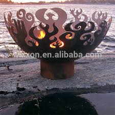 Sphere Fire Pit by Wooden Burning Sphere Fire Pit Metal Fire Pit Globe Fire Pit Buy