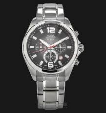 Jam Tangan Branded Alba alba at3b53x1 chronograph dual color stainless steel