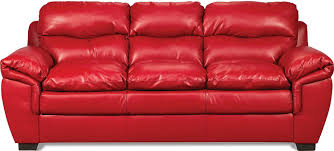 cindy crawford home photo in red leather sofa home decor ideas