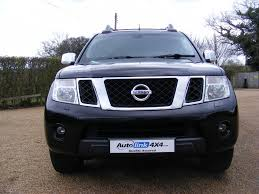 nissan jeep 2000 used 2011 nissan navara dci tekna connect 4x4 double cab for sale