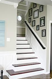 Staircase Wall Ideas Best 25 Stair Wall Decor Ideas On Pinterest Picture Wall