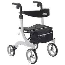 senior walkers with wheels rollators walkers for less overstock