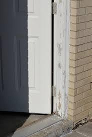 Build Exterior Door Frame Paint An Exterior Door And Make It Look Awesome Doors Door