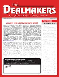 dealmakers magazine may 10 2013 by the dealmakers magazine issuu