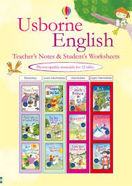 usborne english teacher u0027s notes and student u0027s worksheets u201d at