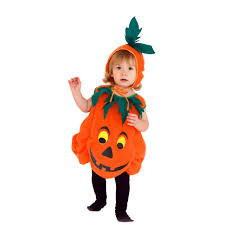 pumpkin costume festival kids children pumpkin costume prop