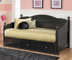 jaidyn day bed with trundle bedroom furniture beds ashley