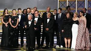 saturday night live cleans house at the 2017 emmy awards u2026 thanks
