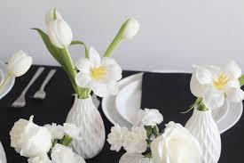 single stem vases 3 ways to use classic white vases