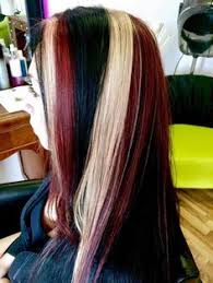 black hair salons lincoln ne medium blonde fusion hair extensions goddess hair pinterest