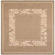 Square Indoor Outdoor Rugs New Square Indoor Outdoor Rug Courtyard Large Square Indoor