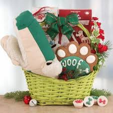 pamper your dog with top rated christmas gift baskets giftblooms