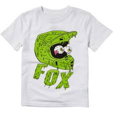 fox motocross t shirts fox racing neubert manga corta motocross fuera de carretera niños
