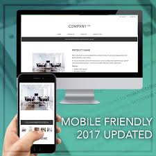 ebay responsive listing template mobile friendly design 2017 ebay