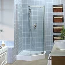 make your own neo angle shower curtain rod u2014 the decoras