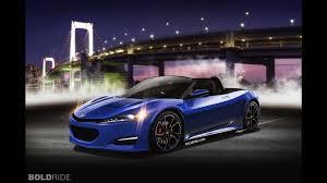 honda previews new convertible sports honda s2000 concept
