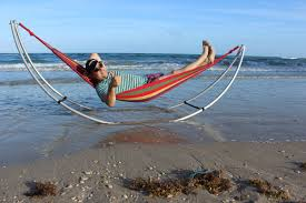 Diy Portable Hammock Stand Folding Beach Hammock Portable Travel Hammock
