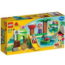 k che hellblau buy 10513 duplo never land hideout lego toys on the store