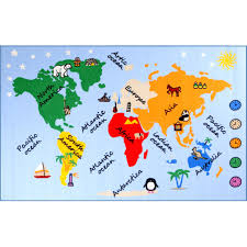 World Map Rug by Kids Room Area Rugs On Sale Shoppypal Com