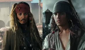 how to create a captain jack sparrow pirate costume pirates of the caribbean 5 trailer 3 video young captain jack