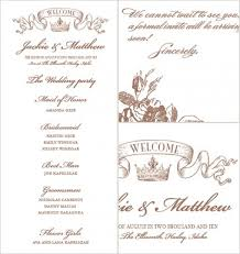 Free Sample Wedding Invitations Diy Free Crown Wedding Invitation 793365 Weddbook
