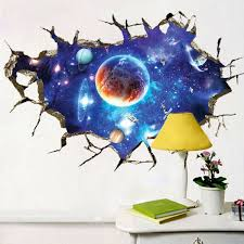 outer space wall stickers home decor mural art removable galaxy outer space wall stickers home decor mural art removable galaxy decals