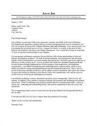 Sle Cover Letter For Sales Executive Position sales executive cover letter pertamini co
