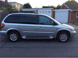 used chrysler voyager mpv 2 5 crd lx 5dr in benfleet essex