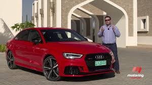 audi rs 3 2017 review motoring com au