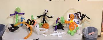 halloween baloons balloon animals zippy the clown