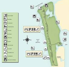Gulf State Park Map by Friends Of Delnor Wiggins Pass State Park About The Park