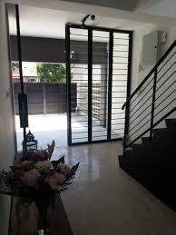 Modern Home Design Malaysia Renovated Terrace House Malaysia Simple Terrace House Entrance