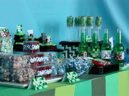minecraft birthday party ideas minecraft birthday party