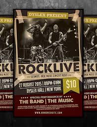 20 concert poster templates u0026 designs free u0026 premium templates