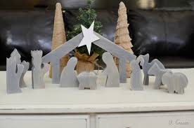 wooden nativity set wooden nativity set 2 different looks u create