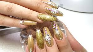 gold nails designs gallery nail art designs