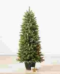 potted christmas tree artificial potted christmas trees topiaries balsam hill