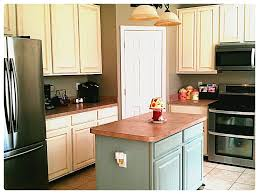 Before And After Kitchen Cabinet Painting Chalk Paint Kitchen Cabinets Collection Also Before And After