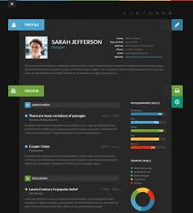 Best Simple Resume by 25 Creative And Simple Resume Examples