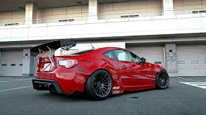 frs scion jdm rocket bunny wallpaper wallpapersafari