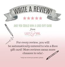 win a gift card write a review and be automatically entered to win a 100 gift