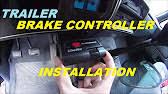 testing trailer brake controller draw tite activator ii time