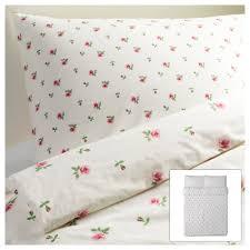 Ikea King Size Duvet Cover Emelina Knopp Duvet Cover And Pillowcase S Full Queen Double