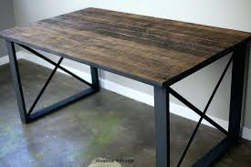 Cheap Diy Desk Industrial Style Desk Industrial Home Office Desk Furniture Best