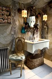 Bathroom Decor Ideas  How To Choose The Style Of The Interior Design - Bohemian style interior design